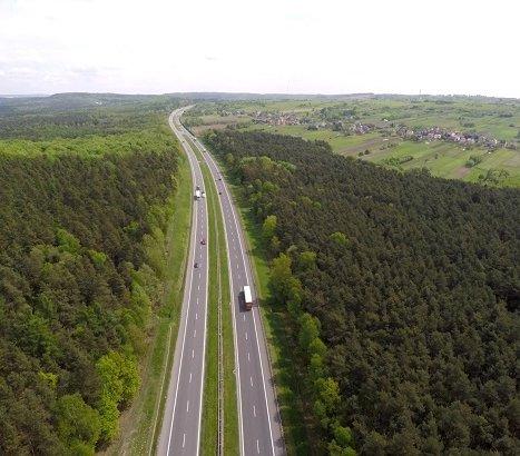 A4 Kraków–Katowice będzie mieć po cztery pasy?