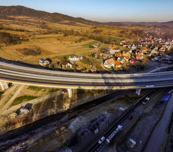 S7 Zakopianka: za kilka dni wjedziemy na odcinek Lubień-Naprawa