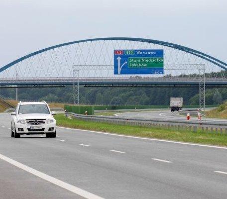 Chińczycy chcą budować autostradę A2