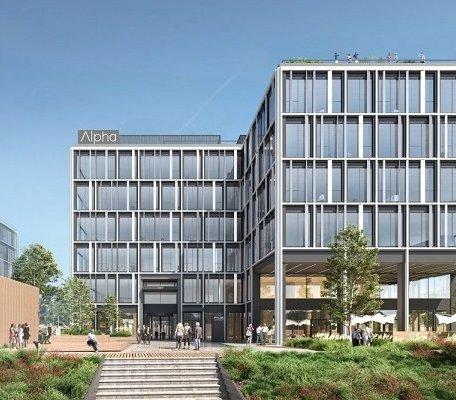 Airport City Gdańsk: ruszyła budowa pierwszego biurowca