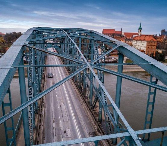 Toruń: przetarg na rozbudowę mostu Piłsudskiego