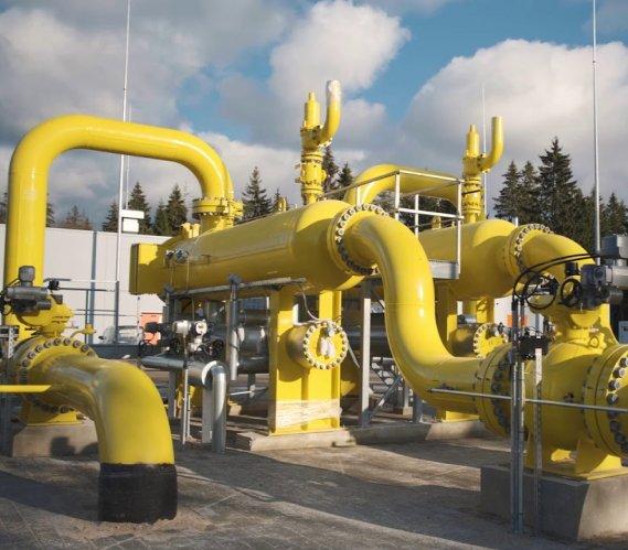 Balticconnector już działa. Wspólny rynek gazu Łotwy, Estonii i Finlandii