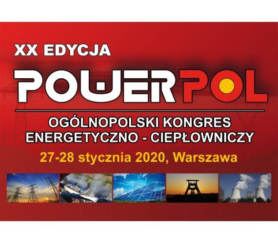 XX Ogólnopolski Kongres Energetyczno-Ciepłowniczy POWERPOL 2020