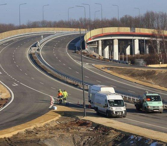 Rybnik: koniec budowy odcinka drogi Racibórz–Pszczyna
