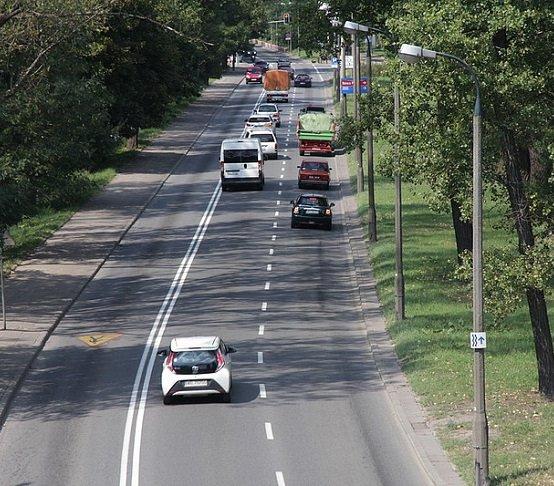 Warszawa: umowa na remont ulic praskiego wybrzeża