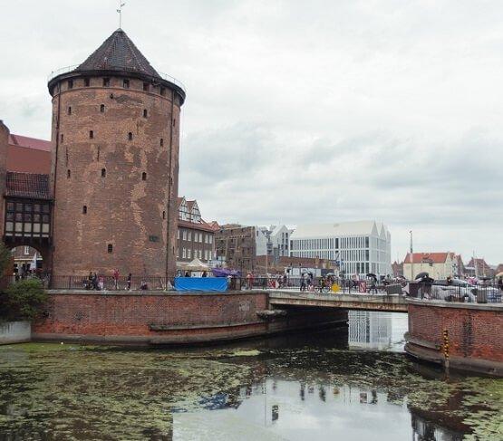 Gdańsk: most Stągiewny będzie zwodzony. Umowę podpisano
