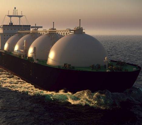 Sprowadzamy mniej gazu z Rosji, kupujemy więcej LNG