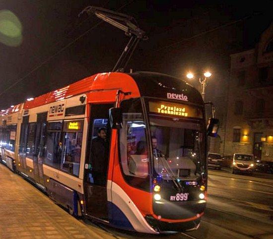 W Krakowie przejechał autonomiczny tramwaj. Pierwszy taki w Polsce