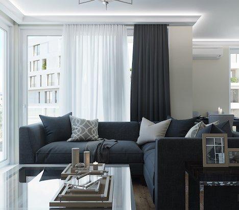Jak zaprojektować własne mieszkanie?