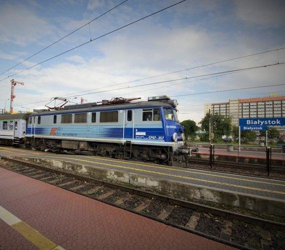 Czy powstanie kolejowa obwodnica Białegostoku?