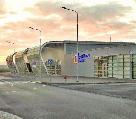 Wybrano najkorzystniejszą ofertę na budowę terminalu lotniska w Radomiu