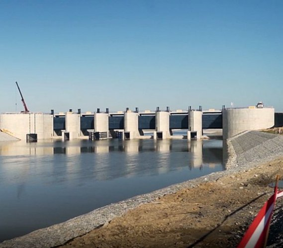 Zbiornik Racibórz Dolny: budowa na ukończeniu
