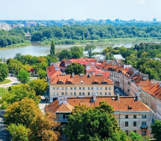 Warszawa: obszar Natura 2000 a ochrona przeciwpowodziowa