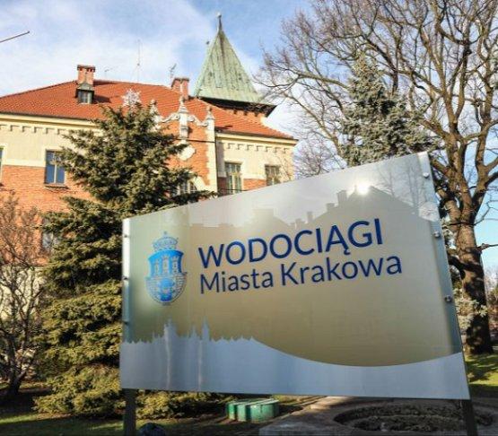 119 lat Wodociągów Miasta Krakowa - spółki, której zastąpić się nie da