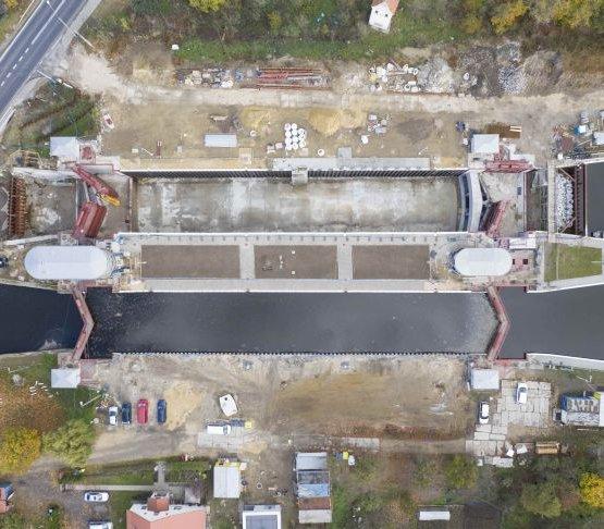 Za rok ma się zakończyć modernizacja śluz Kanału Gliwickiego