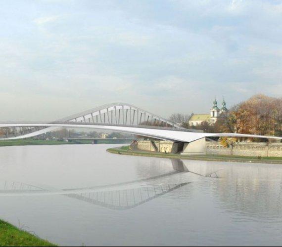 Kraków zaskarżył decyzję o losie kładki Kazimierz-Ludwinów