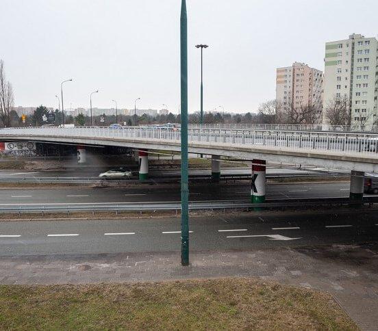 Warszawa: remont wiaduktu nad al. Stanów Zjednoczonych