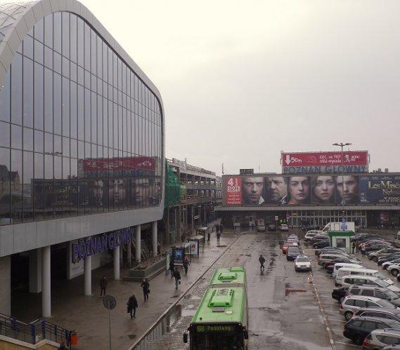 Dworzec Poznań Główny zamieni się w duży węzeł. Jest ważny dokument