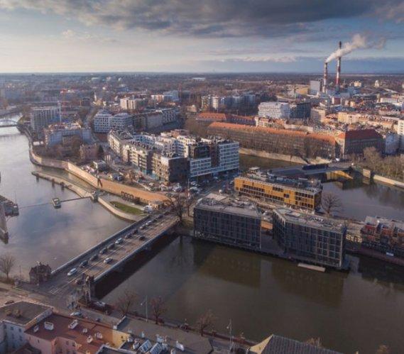 Wrocławskie mosty Pomorskie idą do remontu