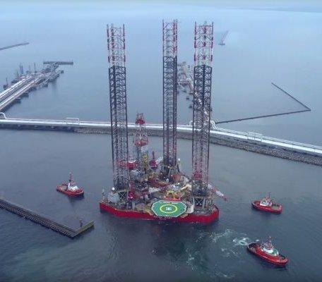 Platforma Petro Giant odnowi polskie złoże węglowodorów na Bałtyku