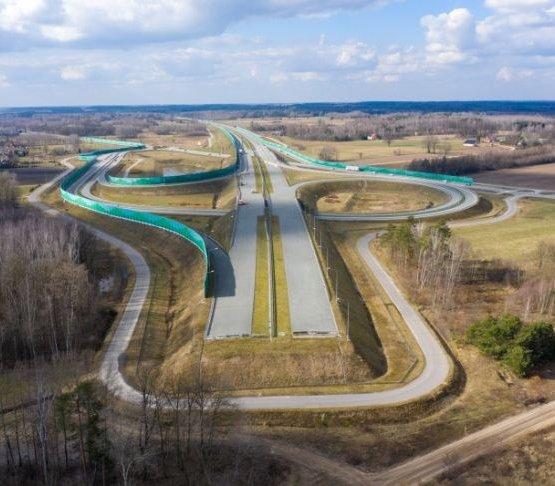 Autostrada A2 Mińsk–Siedlce: podpisano umowę na pierwszy odcinek