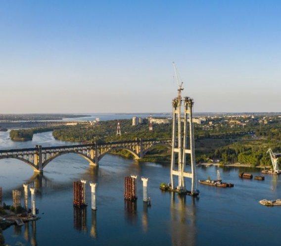 Po 20 latach powstanie most nad Dnieprem