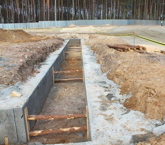 Tu zacznie się tunel pod Świną: powstaje komora startowa