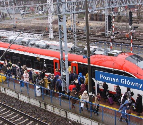 Poznański Węzeł Kolejowy zostanie zmodernizowany