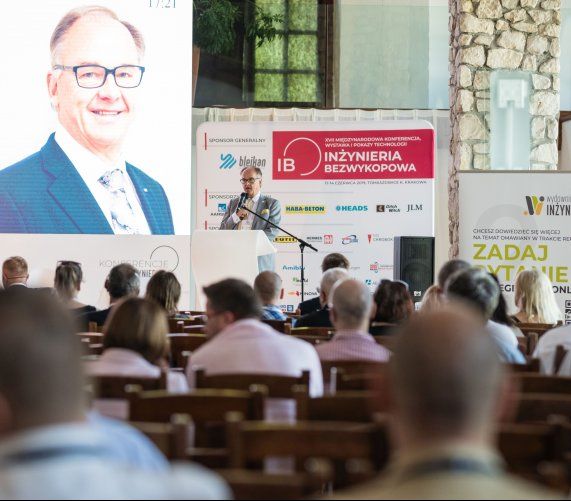 """Konferencja """"INŻYNIERIA Bezwykopowa"""" 2020"""