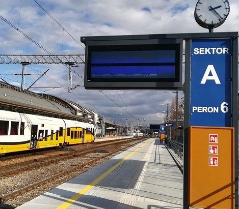 Wrocław Główny ma nowy peron. Oto, jak wygląda