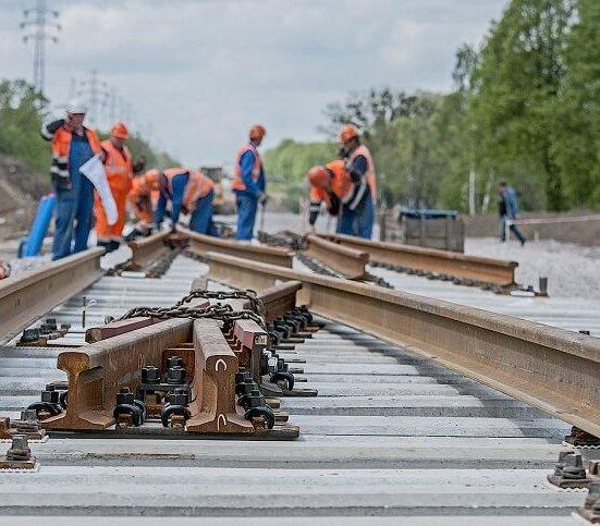 Kolejne roboty na kolejowej obwodnicy Bydgoszczy