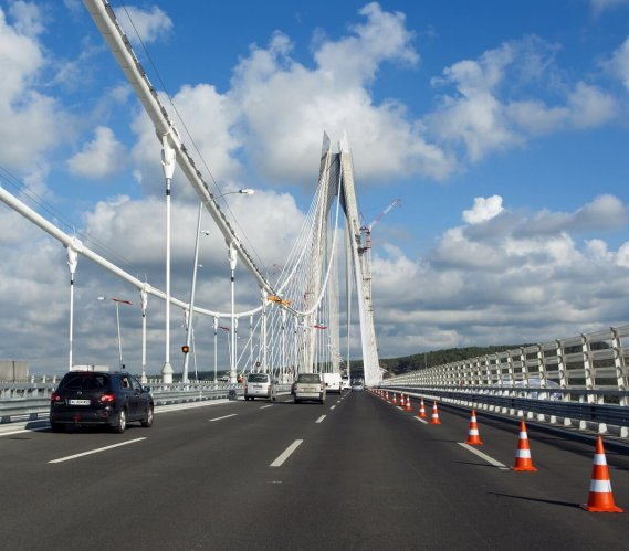 """Trzeci Most Bosforski """"sprzedany"""""""