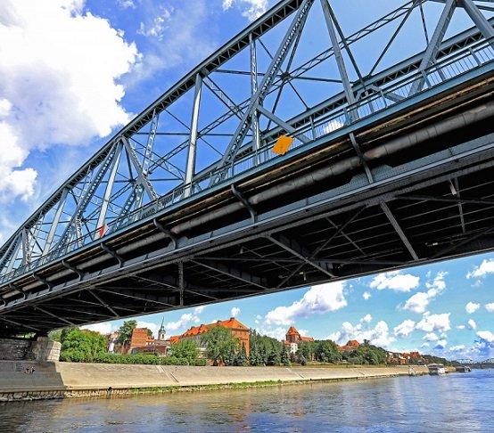 Remont mostu  w Toruniu to konieczność. Jest umowa