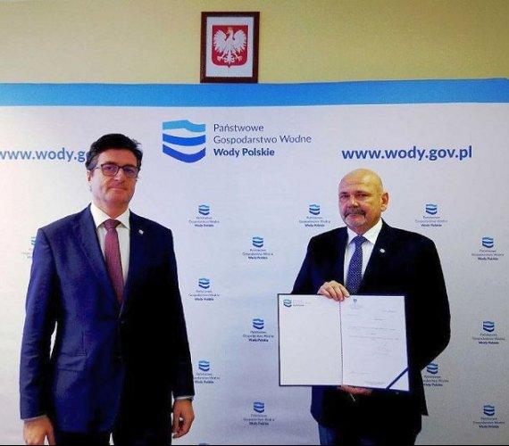 Wody Polskie: nowy zastępca prezesa ds. usług wodnych
