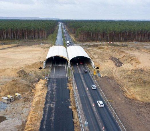 Autostrada A6: umowa na dokończenie prac