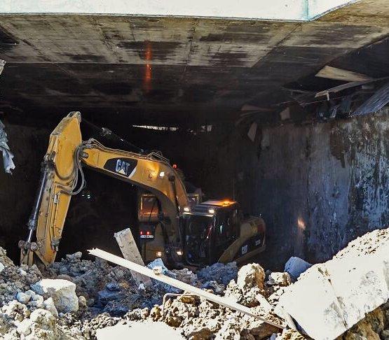 Trasa Łagiewnicka: wybrano ziemię pod jeden z tuneli