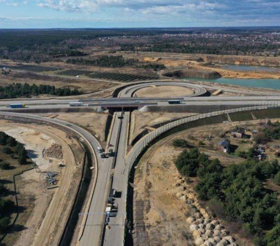 Do końca roku cała autostrada A1 będzie przejezdna