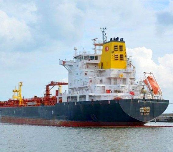 """Pierwsza w historii """"morska"""" legalizacja zbiornika paliwowego"""