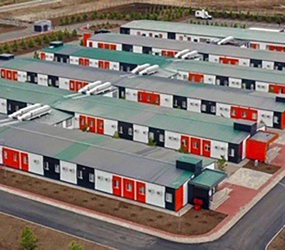 Kazachstan: szpital zakaźny zbudowano w niecałe dwa tygodnie