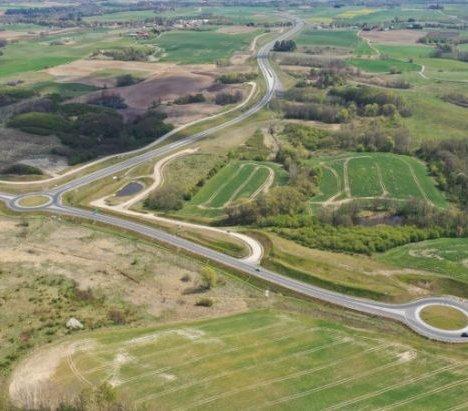 Południowa obwodnica Ostródy na S5. Podpisano kontrakt na budowę
