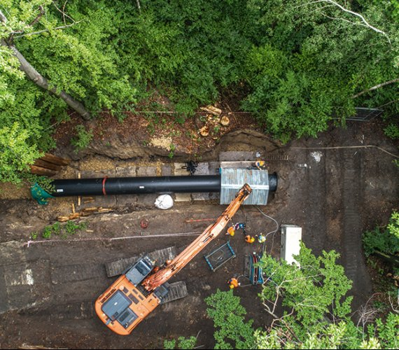 Relining na Śląsku – pierwsza tak duża renowacja wodociągu w Polsce