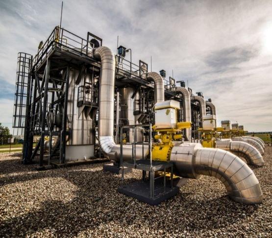Uwolnienie gazociągu jamalskiego