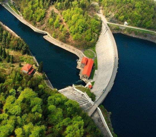 Wzrosła moc elektrowni wodnej w Pilchowicach