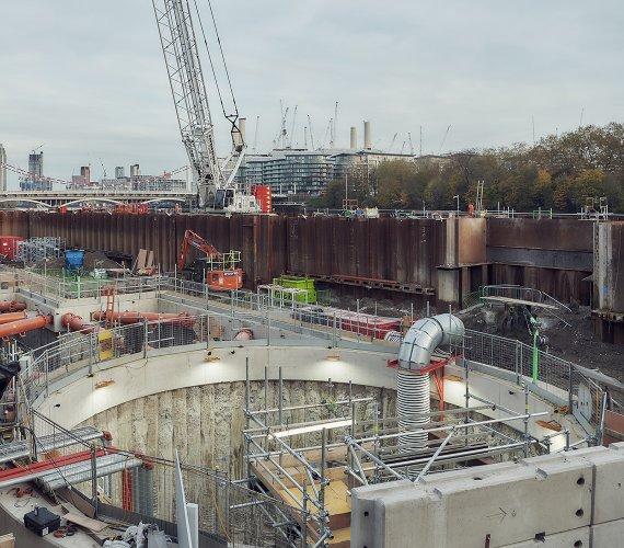 Wznowiono drążenie superkanału w Londynie