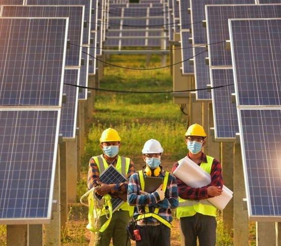Wciąż powstają nowe elektrownie fotowoltaiczne