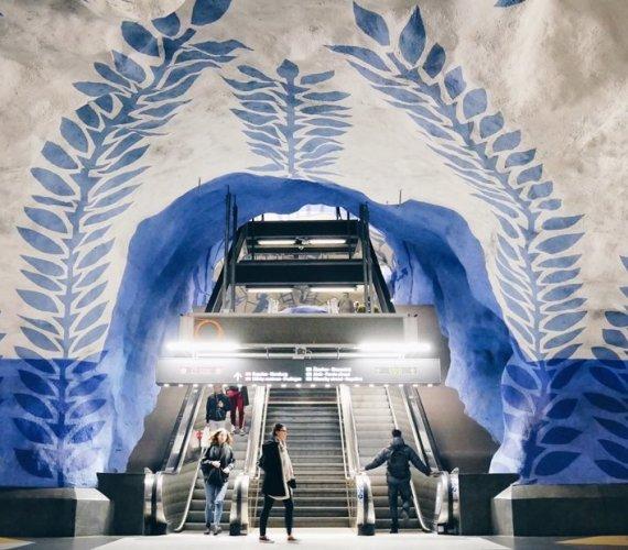 Sieć metra w Sztokholmie powiększy się
