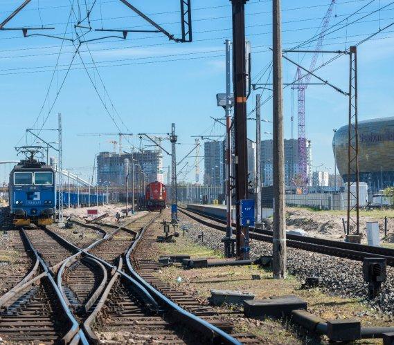 Zmiany na kolejowej trasie do portów w Gdańsku i Gdyni