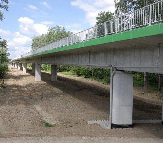 Mielec: drugi most przez Wisłokę oddany do użytku
