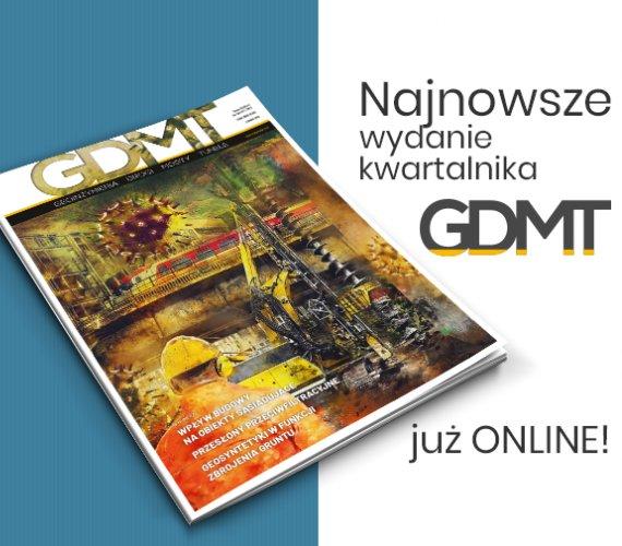 """Nowe wydanie """"GDMT"""" już w sieci"""