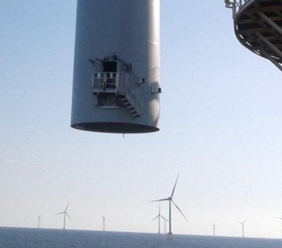 Morska farma wiatrowa East Anglia ONE: ostatnia turbina zainstalowana